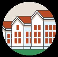 Condominiums icon